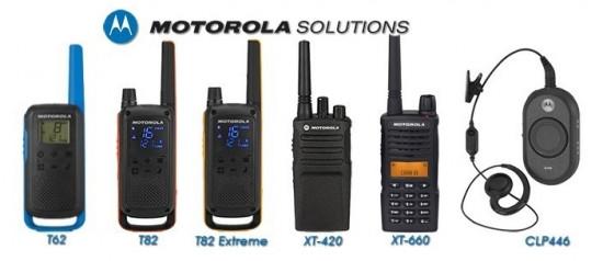 Promoción PMR446 paks 6 unidades