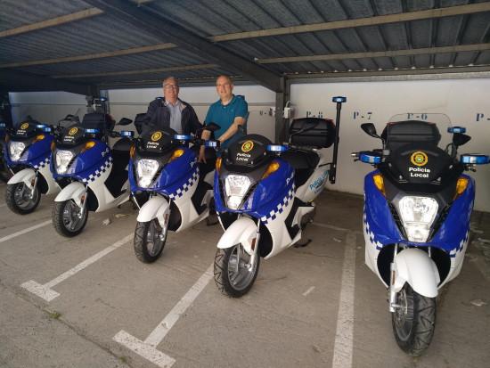 Motocicletes elèctriques Vectrix